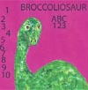 Broccolisaur ABCs 123s